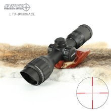 SNIPER 3-9x32 Riflescope Tactical Rifle Scope Glass Etched Reticle Hunting Optic