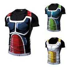 Dragon Ball 3D T shirt
