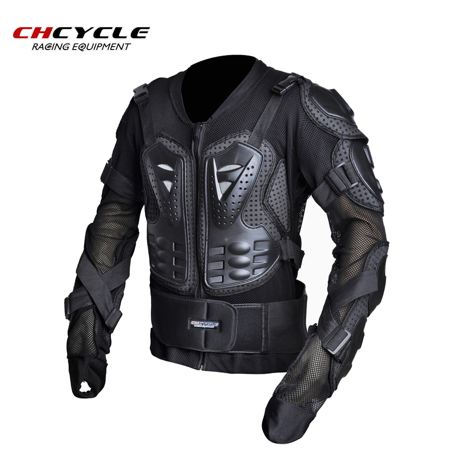 Professional motorcycle body armor equipment rider motociclista protector motorcycle armadura motocross size M L XL XXL XXXL adjustable pro safety equestrian horse riding vest eva padded body protector s m l xl xxl for men kids women camping hiking
