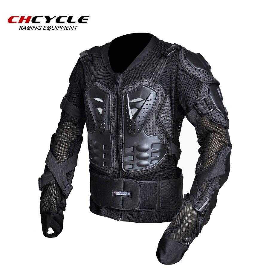 Professionnel moto équipement d'armure corporelle cavalier motociclista protecteur moto armadura motocross taille M L XL XXL XXXL