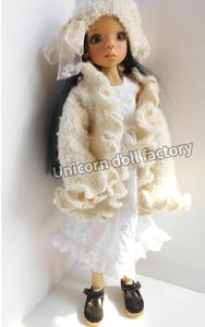 Image 2 - Bjd 인형 1/6 kaye wiggs 계피 shion 인형 고품질 모델 생일 선물 무료 눈