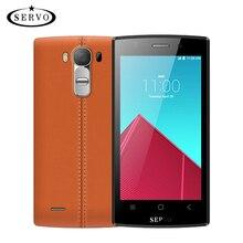 Оригинальный телефон Смартфон G4 4.5 дюймов Spreadtrum6820 1.0 ГГц Android 4.4.2 2.0MP Google Play gsm белый русский язык