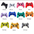 11 Colors Wireless Bluetooth Controller Joysticks With Logo For PS3 controle sixaxis Controls Gamepad for ps3 Controllers games