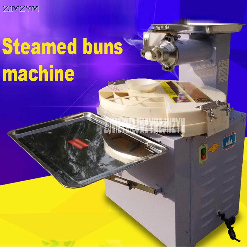 Newest Round bread machine Professional Commercial automatic commercial bread machine dough dividers rounding machine commercial stainless steel dough divider automatic cutting machine bread machine dough separator yf 36 220v 380v 750w 1pc