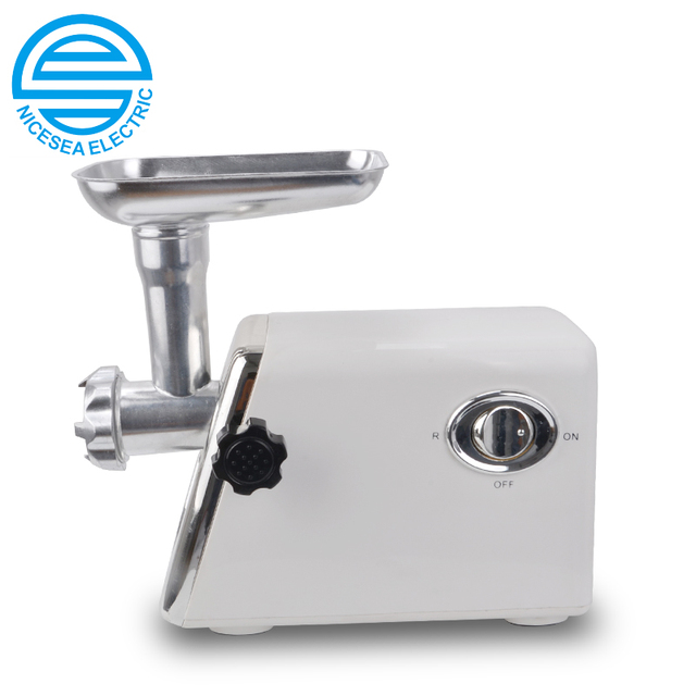 110v 220v electric automatic meat grinder multifunctional stainless steel meat mincer vegetable slicer for sausage