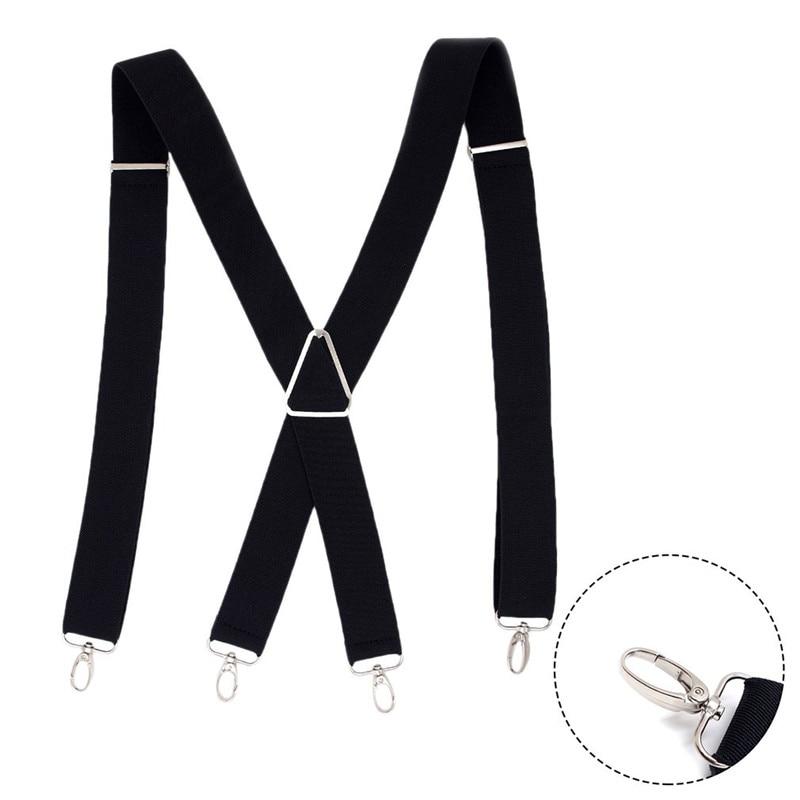 New Mens Shirt Stays Garters Suspenders Braces For Shirts Gentleman Leg Elastic Men Shirt Garter Holder Business Suspender