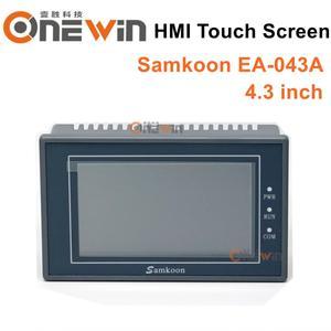 Image 1 - Samkoon EA 043A HMI dokunmatik ekran yeni 4.3 inç 480*272 insan makine arabirimi