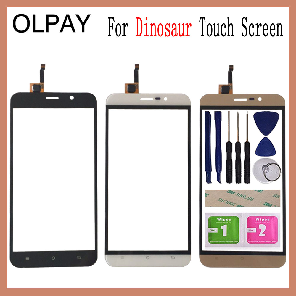 OLPAY 5.5 Touch Screen For Cubot Dinosaur Touch Screen Digitizer Panel Front Glass Lens Sensor Tools Adhesive+WipesOLPAY 5.5 Touch Screen For Cubot Dinosaur Touch Screen Digitizer Panel Front Glass Lens Sensor Tools Adhesive+Wipes