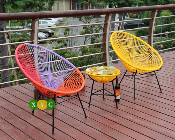 Ony To Australia New Relax Acapulco Lounge Wicker Chair And Table 3 Pce Outdoor  Furniture Dinning