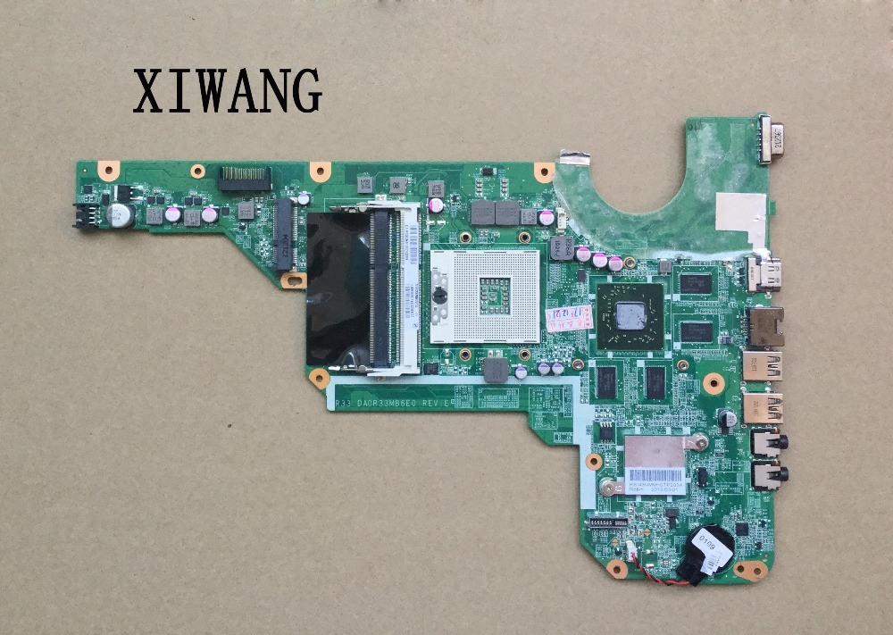 680569-001 680569-501 Motherboard For Hp Pavilion G4-2000 G6-2000 G7 Laptop With 100% Fully Tested DA0R33MB6F1 DA0R33MB6E0
