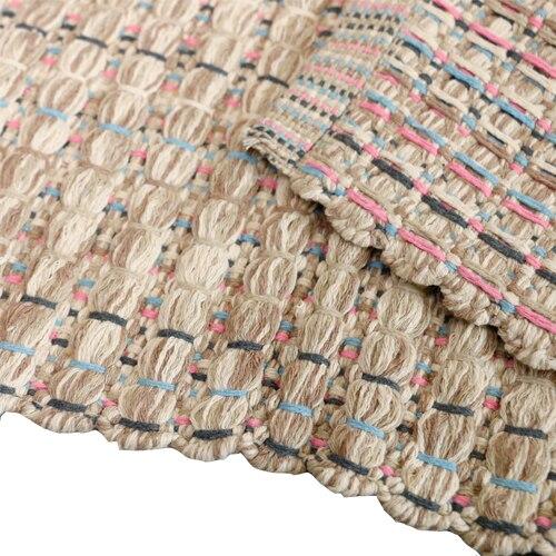 Haute en trois dimensions flw couleur design tessel bord coton zone tapis pour chevet salon tapetes para casa sala tapis salon - 5