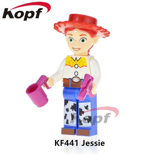 Kf building blocks toy story cartoon woody jessie buzz lightyear roundup  action figures learning dolls jpg 5db1426bac5