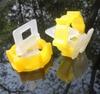 Wholesale 50Pcs Pad Spacers Strap 50Pcs Balance Cap Tile Flat Leveling System FREE SHIPPING