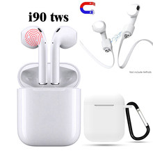 Old town i90 tws i90tws 100 wireless earbuds headset 5.0 touch box dj PK i10 i11 i12 tws i16 i17 i18 i20 i30 i40 i50 I80 ear(China)