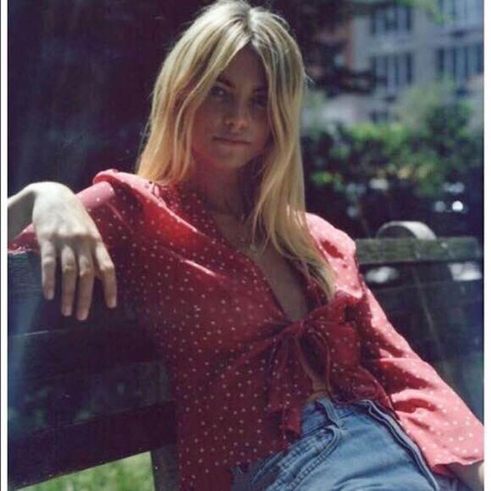 Chemise Casual Américain Marque Vêtements Style Star Print Rouge Court Femmes Bleu Longues Et Top Chemises Blue Blouse red À Manches Européen Soie TTH6aZ