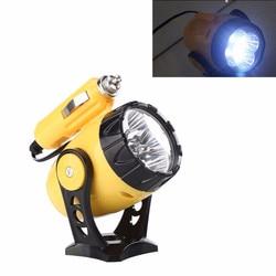Lampe de dépannage de voiture 12V 5 ampoule | Lumière de dépannage de voiture, allume-cigare magnétique d'urgence, lumière de travail de réparation de voiture, lumière de travail, style de voiture
