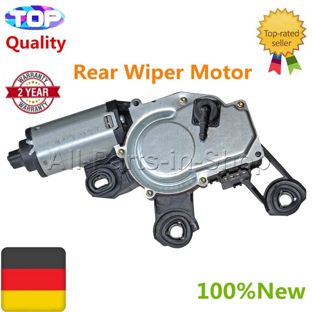 Rear Wiper Motor For Audi A4 A6 B8 C6 Allroad Avant Quattro 2.0 2.7TDI 4FH C6 2.7 TDI 4F9955711B / 579602 4F9955711A radiator cooling fan relay control module for audi a6 c6 s6 4f0959501g 4f0959501c