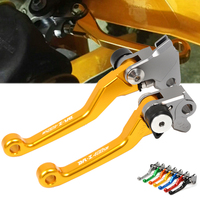DirtBike CNC Clutch Brake Pivot Levers For Suzuki DRZ400SM DRZ 400SM DRZ400 SM DRZ 400 SM 2000 2015 Accessories Moto Pivot Lever