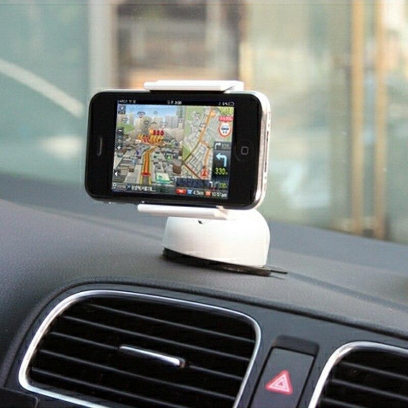 Xnyocn Universal Luxury Car Mount Windshield Cradle Holder Stand 360 - Ανταλλακτικά και αξεσουάρ κινητών τηλεφώνων - Φωτογραφία 2