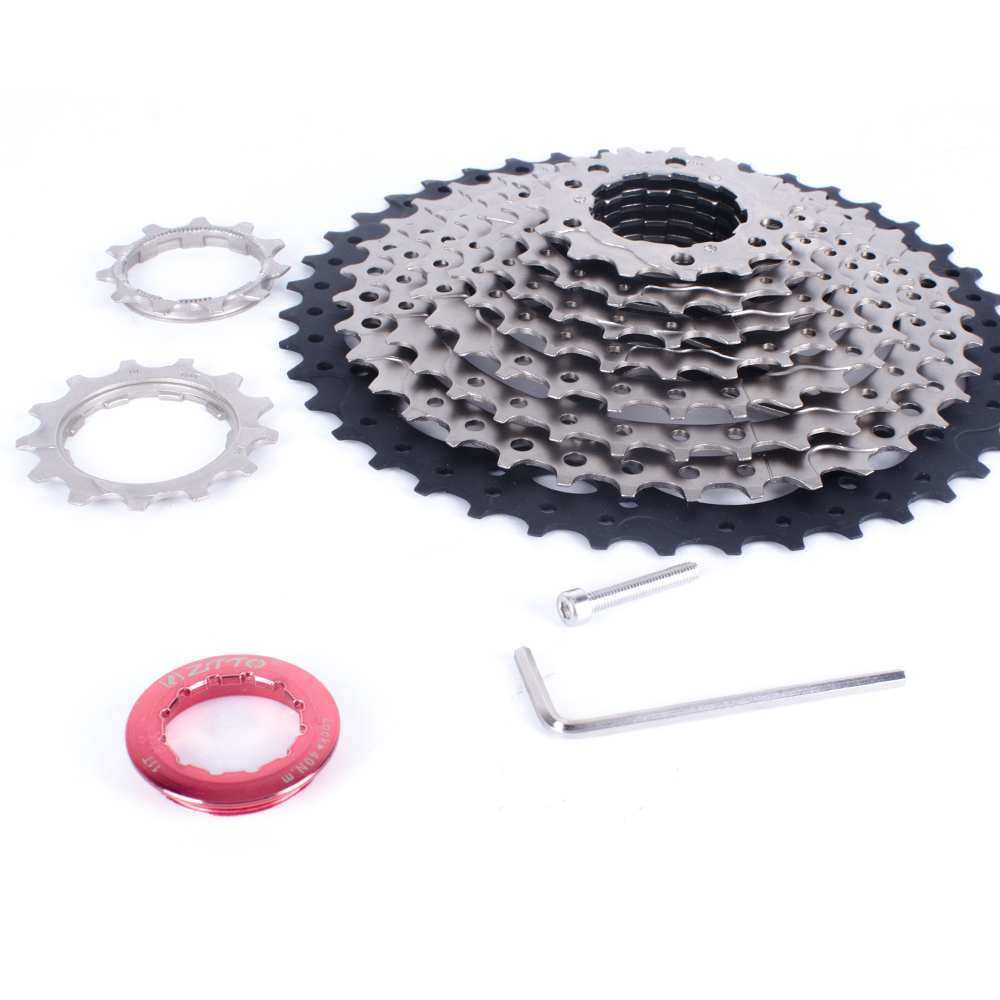 Intelligent Sunshine 10 Speed Bicycle Cassette Freewheels Flywheel 11t-42t For Mtb Road Bike Cassettes, Freewheels & Cogs