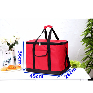 Image 3 - 45L Large Thermal Food Cooler Bag Insulated Large Capacity Multi function Lunch Box bolsa termica cooler bag picknick cool