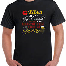 Teenage T Shirt Premium O-Neck Short-Sleeve Kiss