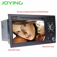 Joying 7inch 2din Quad Core Android 4 4 4 Audi A4 S4 RS4 2002 2008 Car