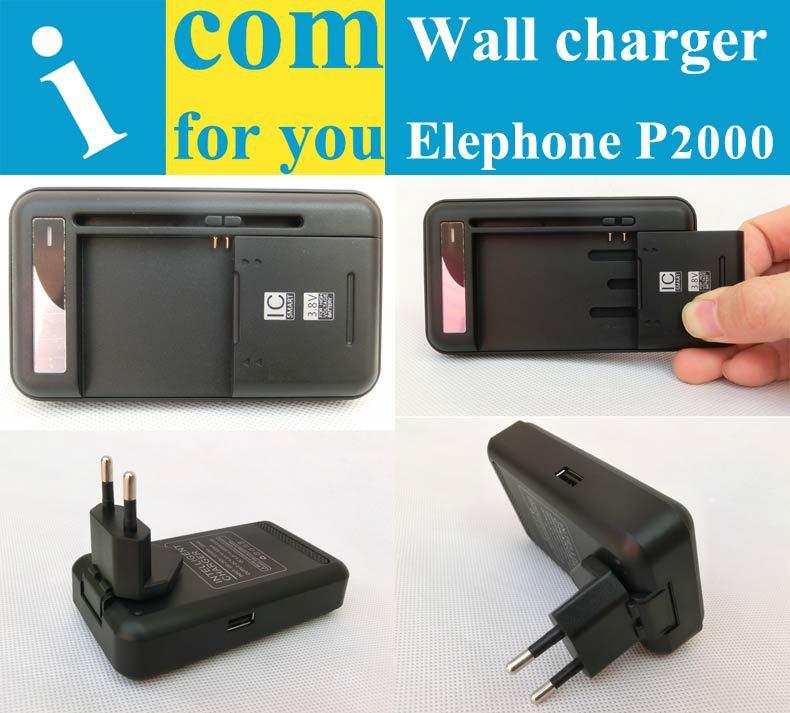 USB Travel <font><b>Battery</b></font> Wall charger for Elephone P2000 CUBOT GT89 <font><b>ZOPO</b></font> <font><b>ZP999</b></font> ZP520 Doogee DG580 Leagoo Lead 1 K550 Mijue M580