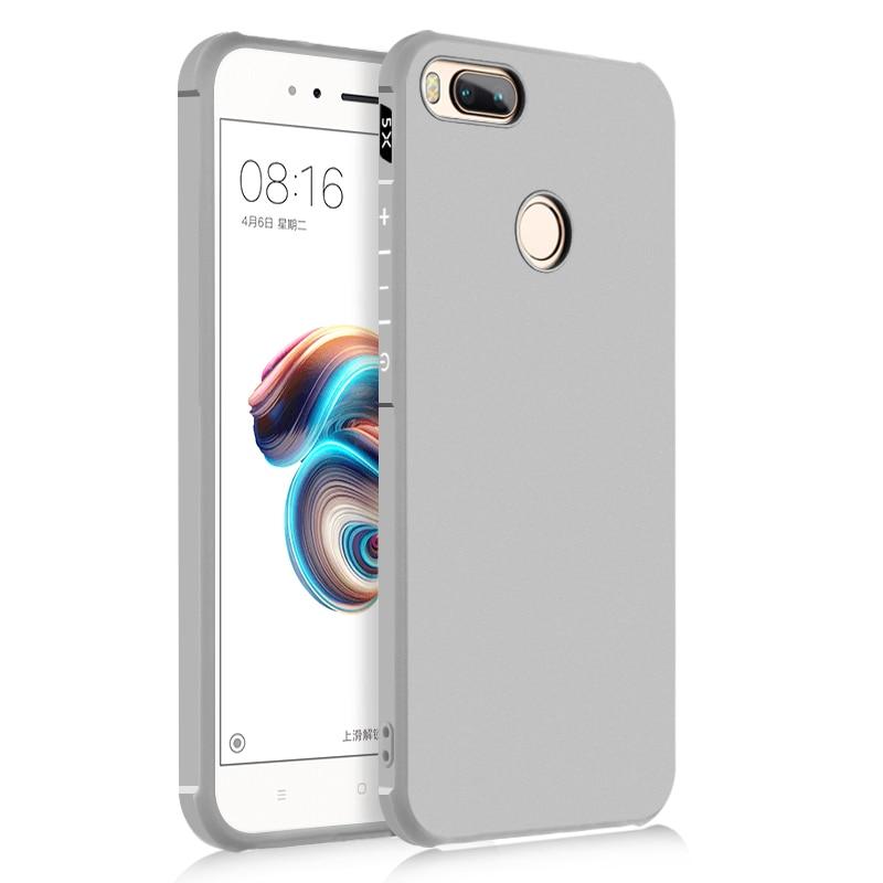 super popular 8234e ee506 US $6.89 30% OFF|Luxury Silicone Case For Xiaomi Mi A1 Case Luxury 3D  Carved Shockproof Matte Soft TPU Back Case Cover For Xiaomi Mi 5X Mi5X  MiA1-in ...