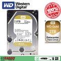 Western Digital WD Золото 2 ТБ hdd sata 3.5 дискотека duro interno внутренний жесткий диск жесткий диск жесткий диск disque мажор настольных hdd сервера