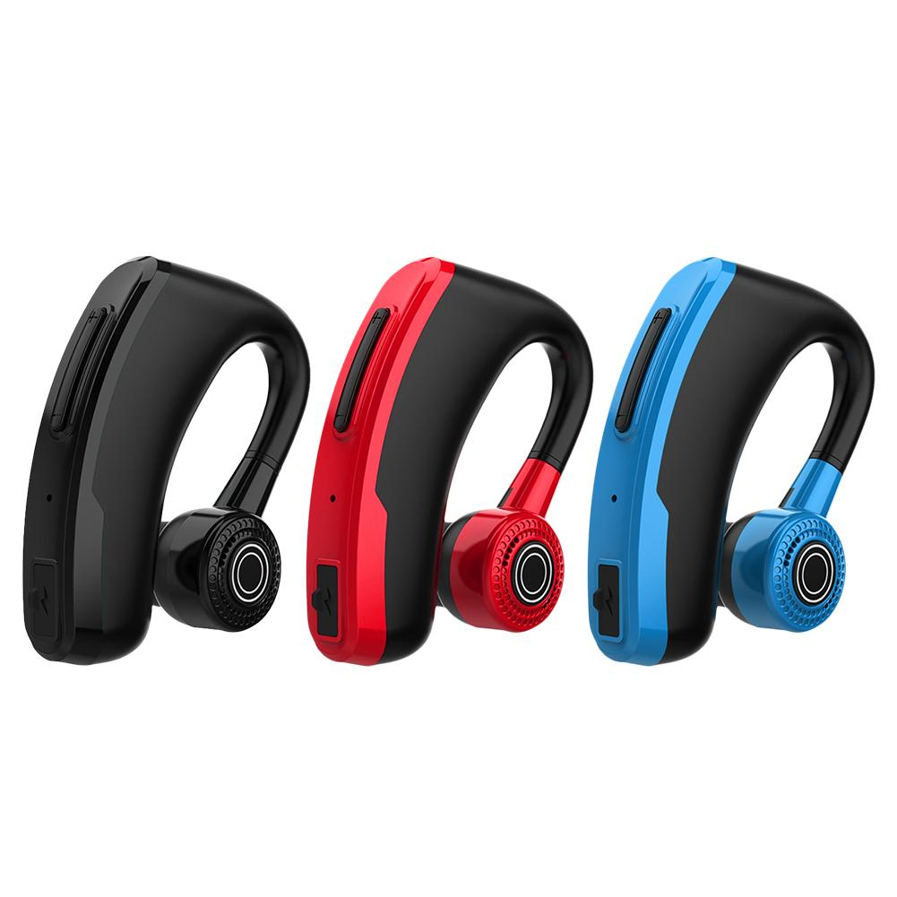 New Fast Charging V10 Wireless Bluetooth 5.0 Headphones Stereo Hanging Earphones Business Sport Headset for Mobile Phone