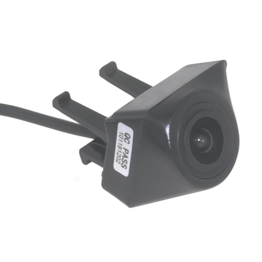 Color CCD Vehicle Logo Front View Camera For Kia Sportage R 2011 2012 KIA K3 Front Camera NTSC PAL ( Optional) Car Emblem Camera