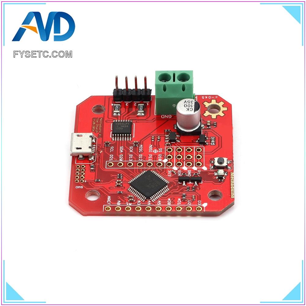 Clone Mechaduino 0.2 Affordable Open-source Servo42 Motor Board Arduino-compatible Closed Loop Nema17 Positioning DIY 3D Printer
