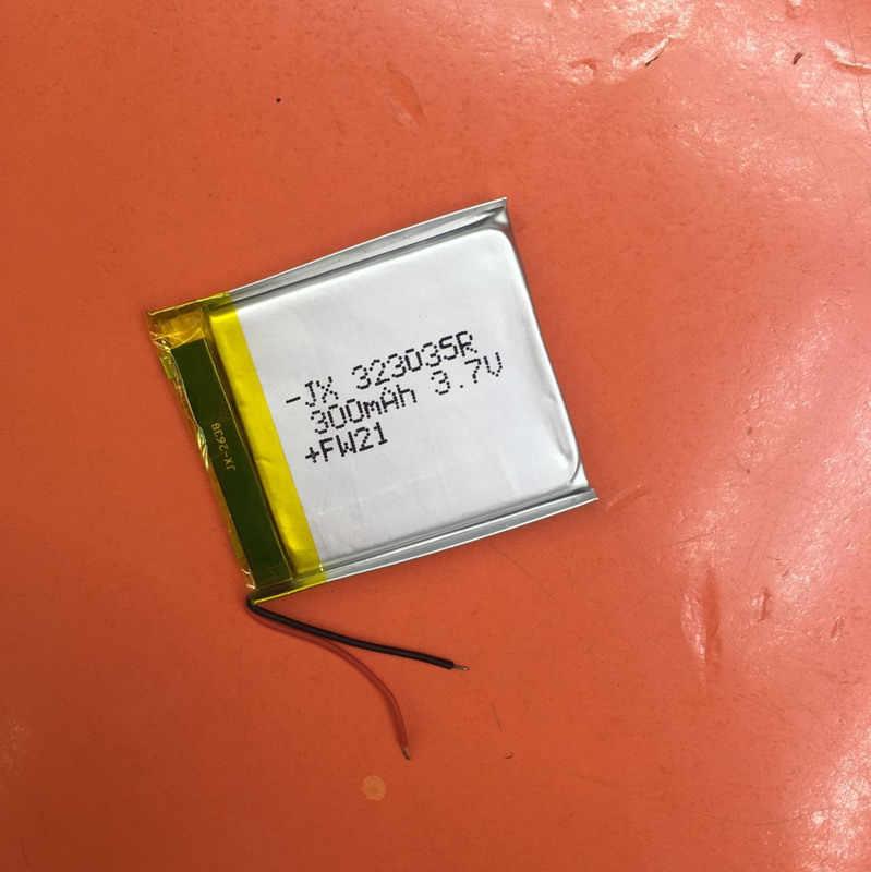 3.7V bateria litowo-polimerowa 303035 MP3 MP4 ogólnego przeznaczenia rejestrator pojazdu BL960 Ling F8 akumulator litowo-jonowy
