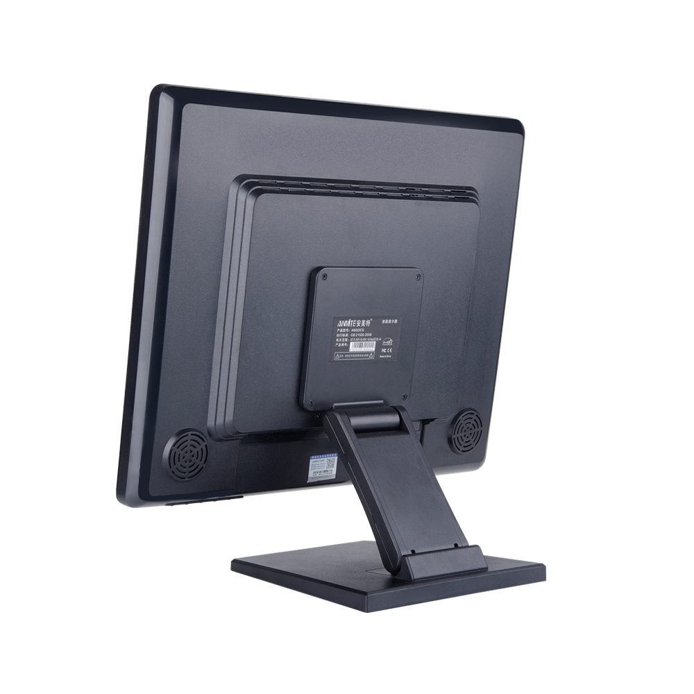 """Image 5 - Anmite 15"""" Touch TFT Lcd Monitor Pc Capacitive/Resistive Touch Screen LED Display Touch for Pos Terminal Industrial use monitors-in LCD Monitors from Computer & Office"""
