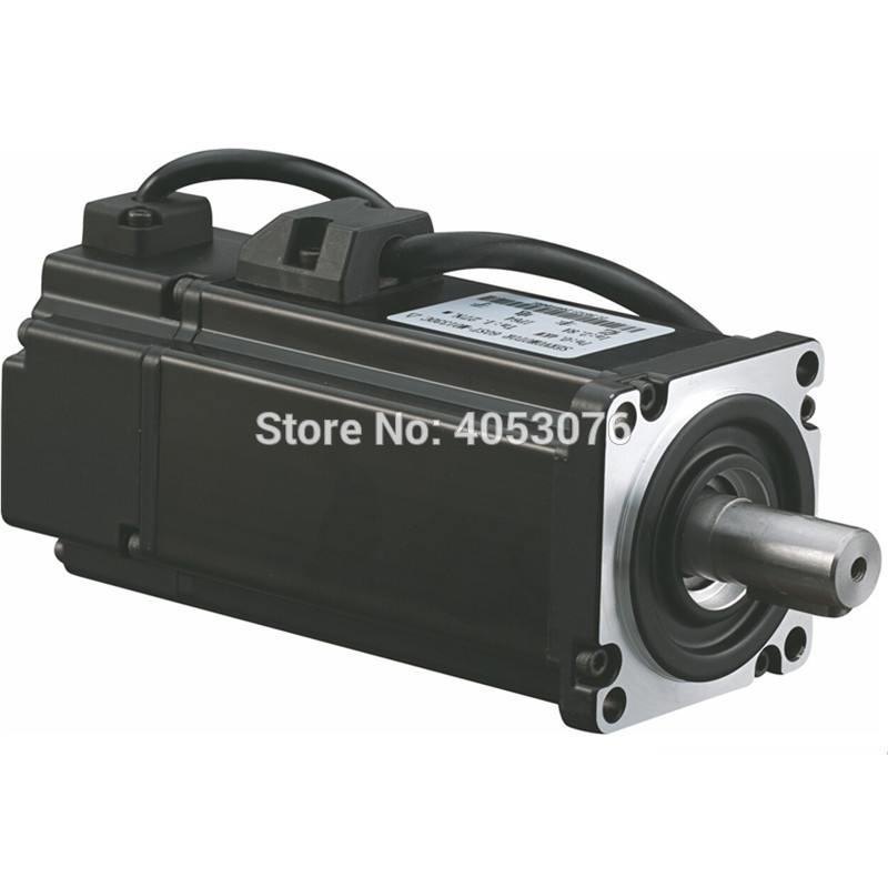 130ST-M15015 220V 2.3KW AC Servo motor 2300W 1500RPM 15N.M. Single-Phase ac drive permanent magnet Matched Driver AASD-30A