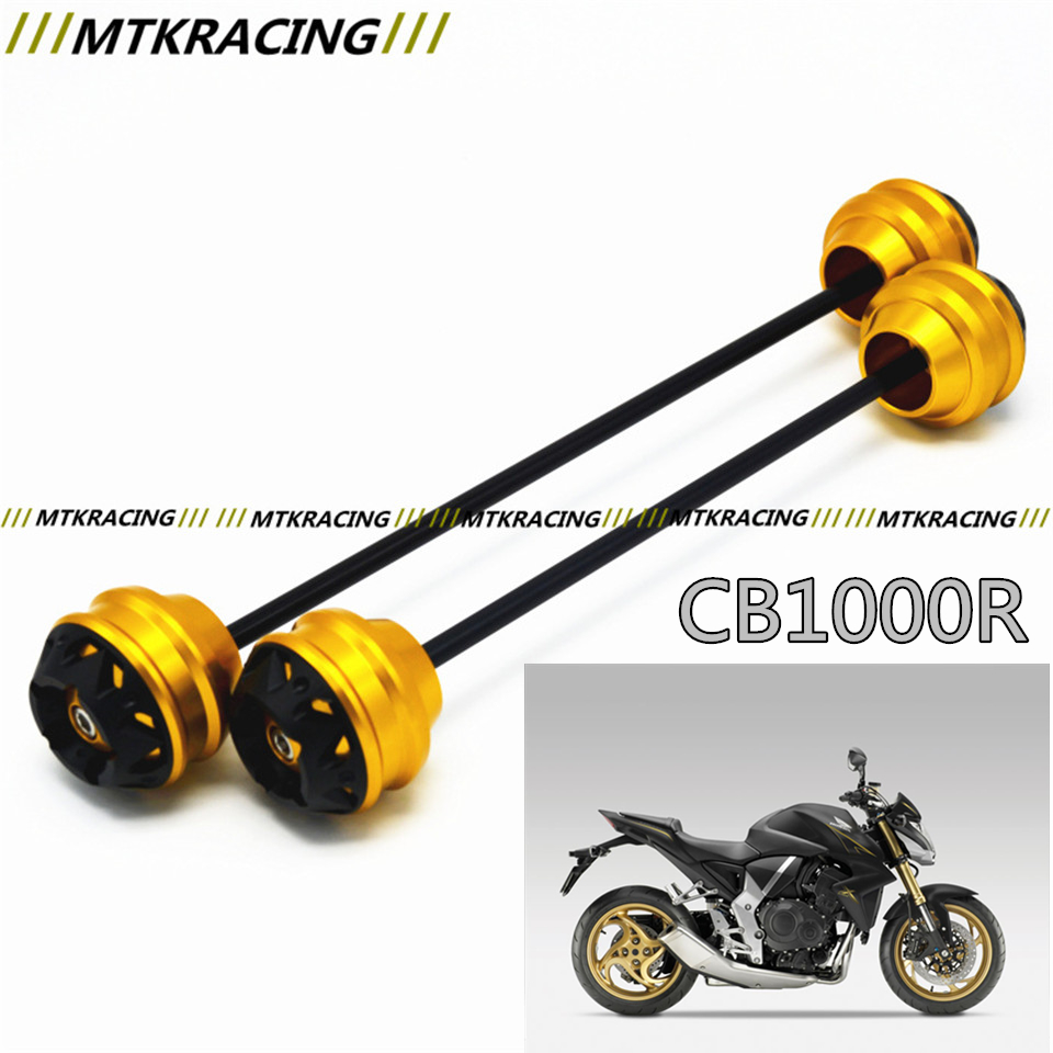 MTKRACING Free delivery for HONDA CB1000R 2008-2015 CNC Modified Motorcycle Rear wheel drop ball / shock absorber mtkracing free delivery for kawasaki z1000sx 2011 2015 cnc modified motorcycle front wheel drop ball shock absorber