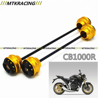 Free Shipping For HONDA CB1000R 2008 2015 CNC Modified Motorcycle Rear Wheel Drop Ball Shock Absorber