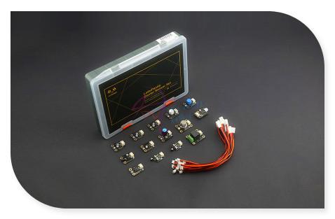 DFRobot 100% Genuíno Sensor de Gravidade série Starter Set/kit para experimentar e aprender-Módulos LattePanda