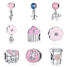 Fit Pandora Bracelet Berloque Beads Mary Poppins Silver Joyas De Plata 925 Jewelry Bijoux Witchcraft Sieraden Jewellery Charms цена