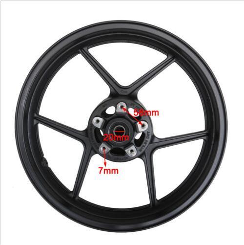 Front Wheel Rim For Kawasaki ER6N Z750 Z1000SX 2009 2010 2012 ZX10R 2004 2005 XQ