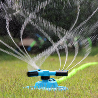 Adjustable 360 degree Rotary Garden Automatic Sprayer Sprinkler for Garden Plantation Spray height about 8M