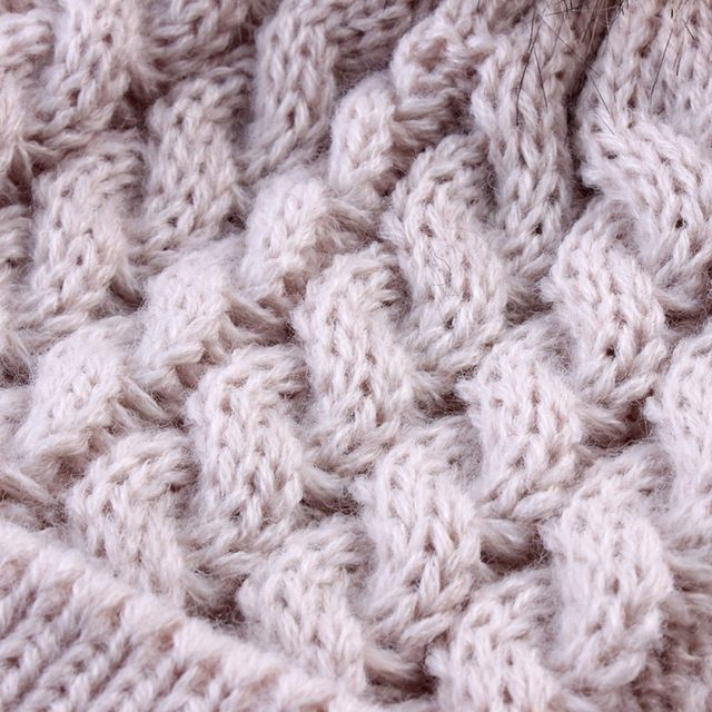Tienda Online Niño del bebé del ganchillo sombrero de lana de punto ...