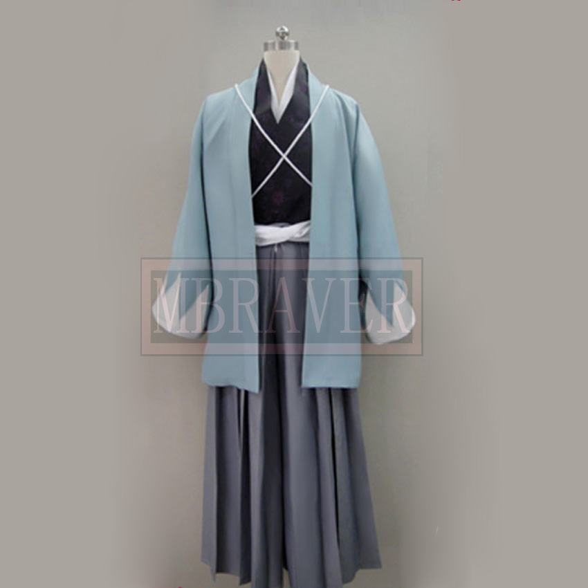 Custom-made Hakuoki Toshizo Hijikata Cosplay costume Anime clothing