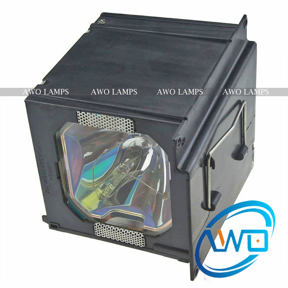 Power by Ushio IET Lamps with 1 Year Warranty Genuine OEM Replacement Lamp for Sharp BQC-XVZ100005 Projector