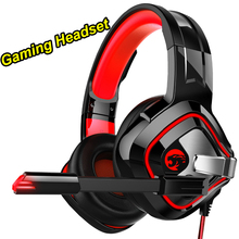 JOINRUN A66 PS4 Gaming Headset Casque Wired 4D Stereo Earphones Headphones with Microphone for New Xbox One Laptop Tablet Gamer cheap Dynamic CN(Origin) 100DBdB None 2 0mm For Internet Bar HiFi Headphone for Video Game Common Headphone Line Type 3 5mm 32ΩΩ