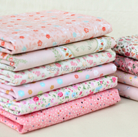 Free Shipping New Arrival 160 100cm DIY Sewing Craft Cloth Cotton Fabric Upholstery Cloth Bedding Home