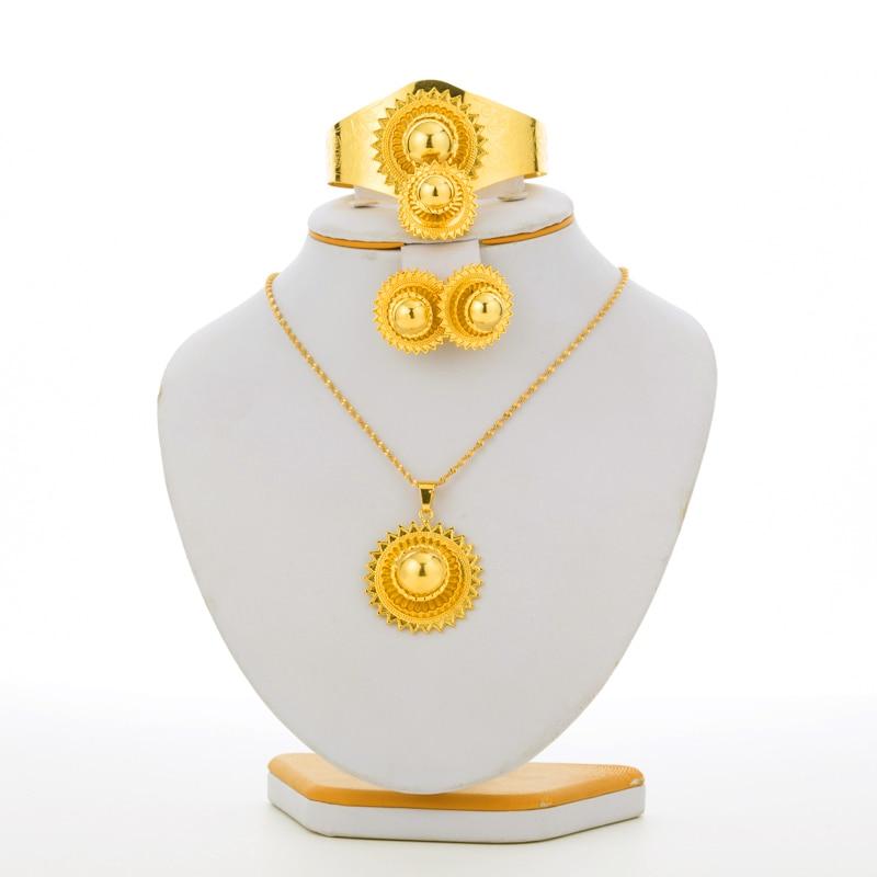 Ethiopian Jewelry Sets...