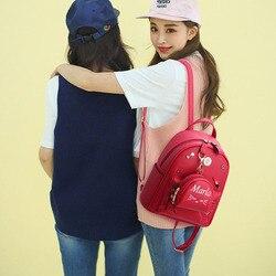 Luksusowe kobiety śliczne plecak torby szkolne dla nastoletnich dziewcząt bolsos mochila feminina bagpack podróży plecak szkolny kawaii bolsa sac 2