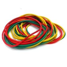 50mm color rubber band for Desk Accessories  Organizer stationery holder